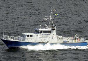 Survey vessels