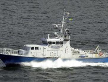 Vessel hire for bathymetric surveys