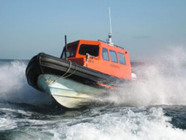 When should you use safety boats?