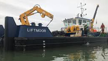 Liftmoor | Our Fleet - Safety Boat Services