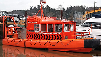 SBS Surveyor - Safety Boat Services